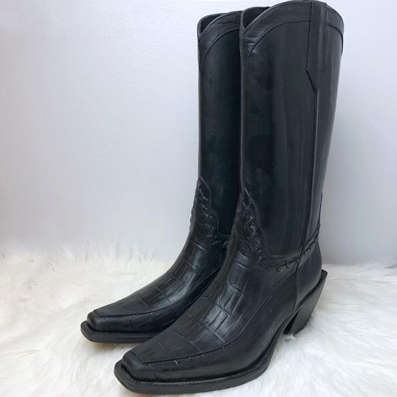 139c0593cae Donald J. Pliner Shoes - Donald J Pliner Cowboy Western rain boots